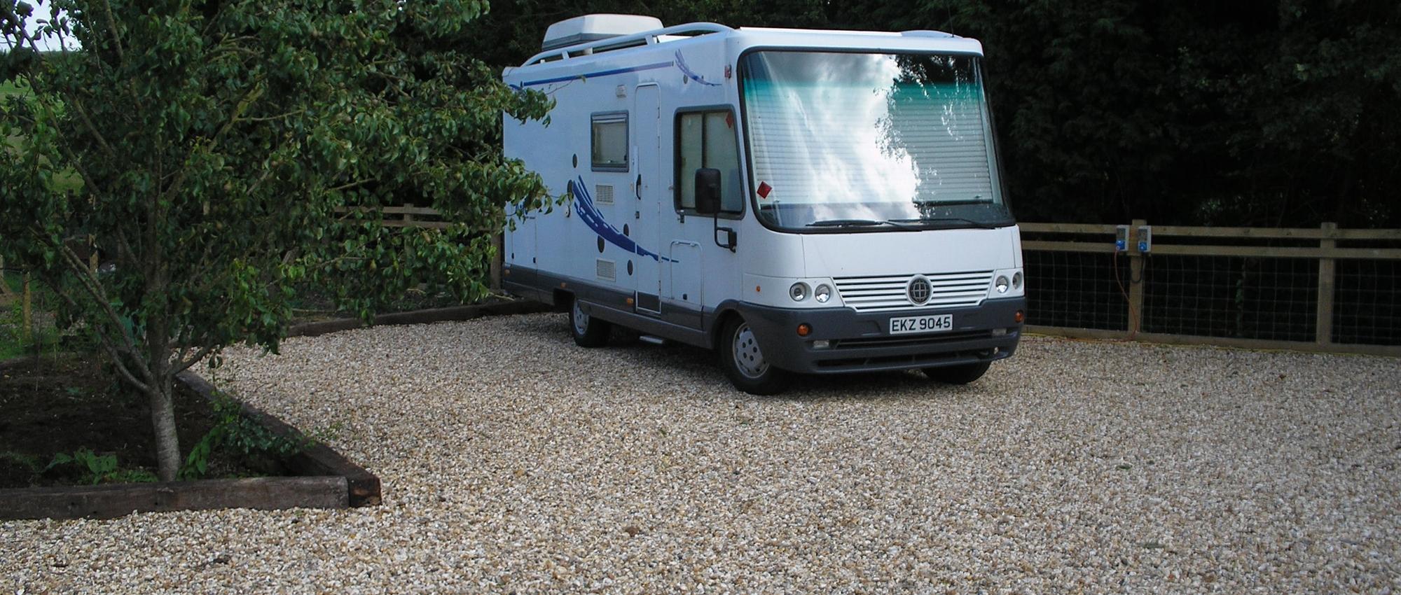 campsite new