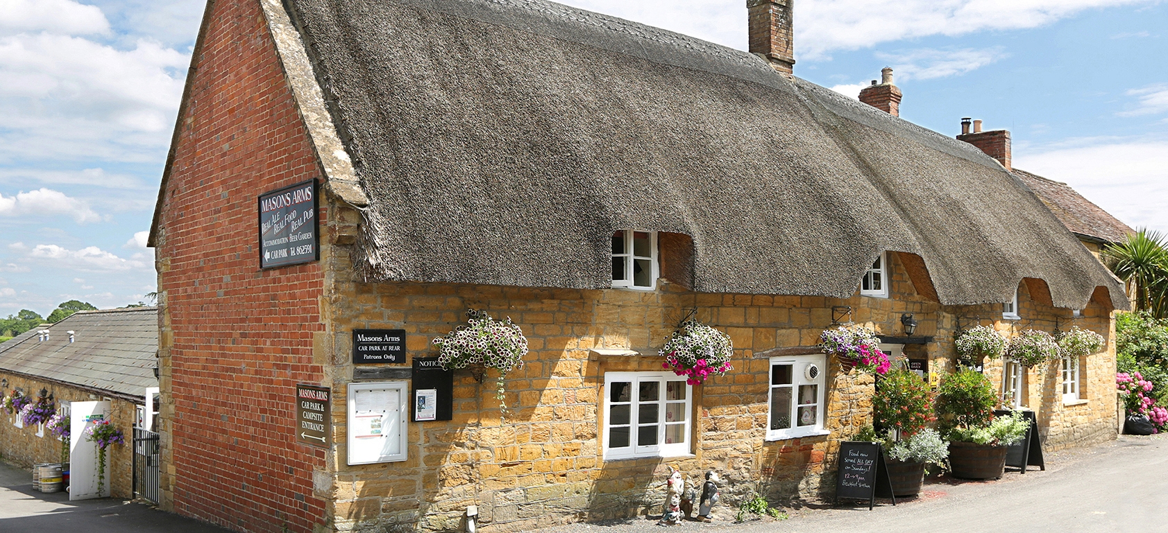Strange The Masons Arms Homepage Odcombe Somerset Download Free Architecture Designs Scobabritishbridgeorg