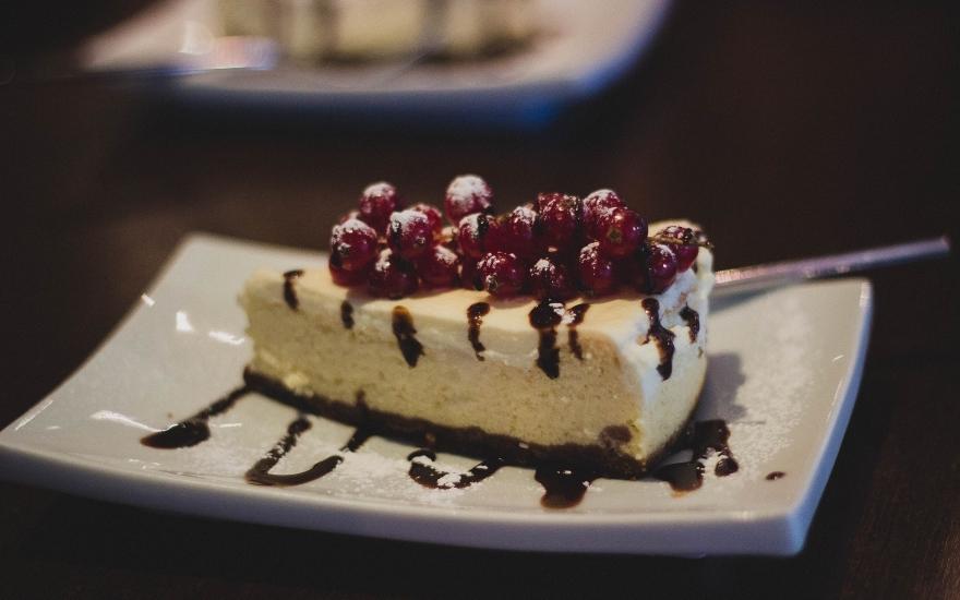 Free dessert On Sunday afternoons
